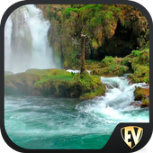 Forests & Waterfalls- Travel & Explore icon