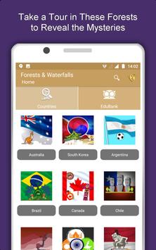 Forests & Waterfalls- Travel & Explore screenshot 7