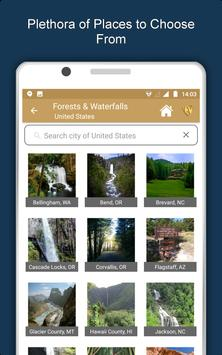 Forests & Waterfalls- Travel & Explore screenshot 15