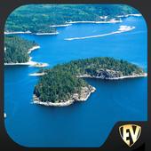 Famous Islands- Travel & Explore icon