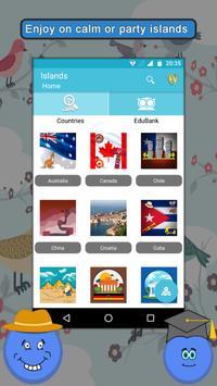 Famous Islands- Travel & Explore apk screenshot