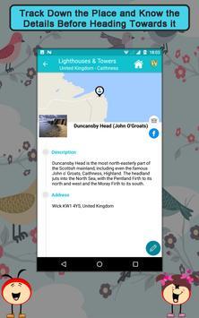 Lighthouses & Towers- Travel & Explore screenshot 16