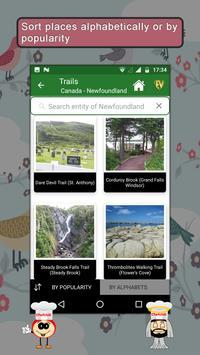 Famous Tracks & Trails- Travel & Explore apk screenshot