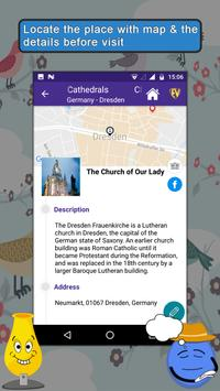 Churches & Cathedrals Worldwide- Travel & Explore apk screenshot