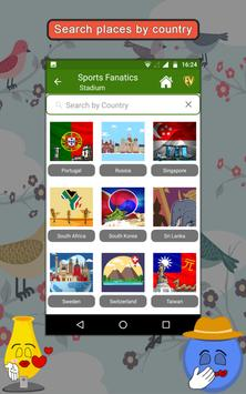 Sports Freak- Travel & Explore apk screenshot
