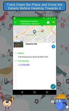 World Famous Stadiums- Travel & Explore apk screenshot