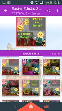 Easter EduJis SMART Stickers poster