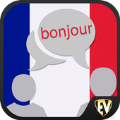 Speak French : Learn French Language Offline icon