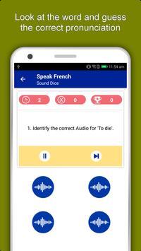 Speak French : Learn French Language Offline apk screenshot