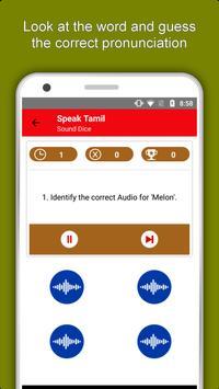 Speak Tamil : Learn Tamil Language Offline apk screenshot
