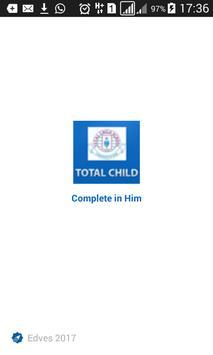 Total Child Schools App poster
