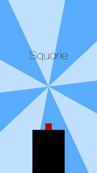 Squarie poster