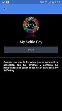 My Selfie Pay apk screenshot