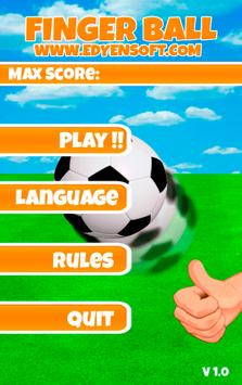 FingerBall apk screenshot