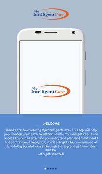 MyIntelligentCare poster