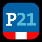 Perú21 icon