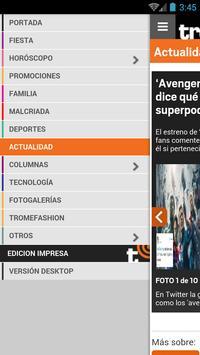 Trome apk screenshot