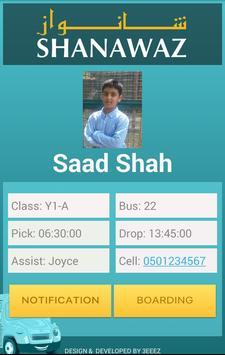 BISAD Bus App screenshot 4