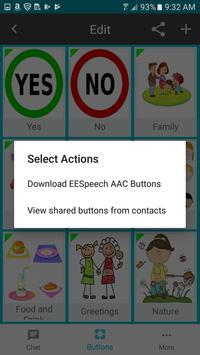 EESpeech AAC & Chat apk screenshot