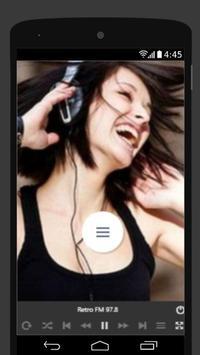 Raadio Retro FM 97.8 Retro FM Eesti screenshot 2