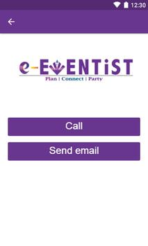e-Eventist screenshot 2