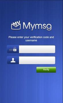 MyMsg screenshot 2