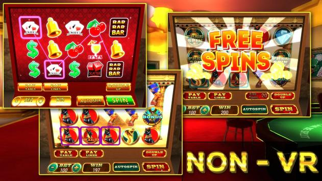 Casino VR Slots for Cardboard screenshot 14