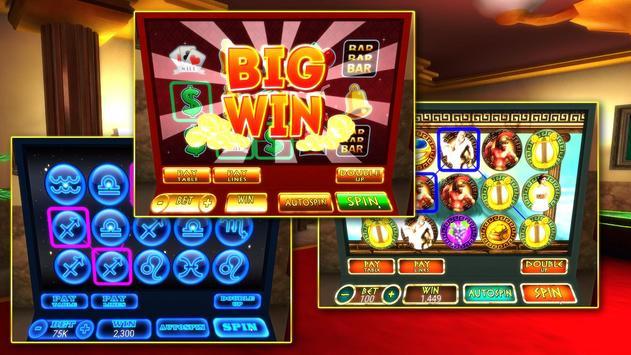 Casino VR Slots for Cardboard screenshot 15