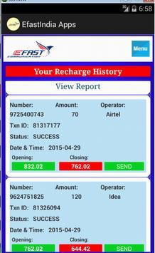 EfastIndia apk screenshot