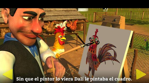 El Gallo Pinto Cuento Infantil Screenshot 4