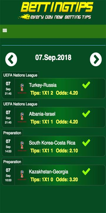 Betting Tips for Android - APK Download