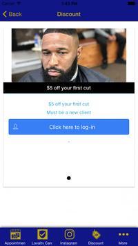 Good Eye Barber apk screenshot