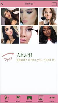 Ahadi poster