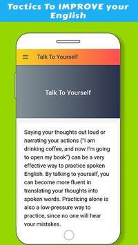 Improve English Speaking Skills screenshot 3