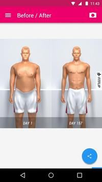 Fitflip - Before and After screenshot 1