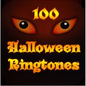 100 Halloween Ringtones icon