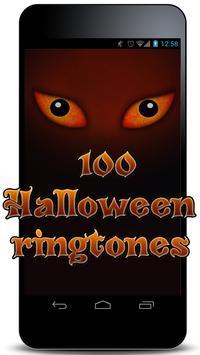 100 Halloween Ringtones poster