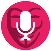 Anonymous Voice Changer Effect icon