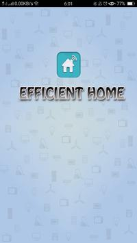 Efficient Home poster