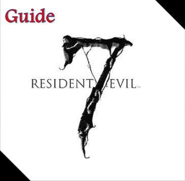 Guide for Resident Evil 7 poster