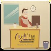 E-Filing DJP Online icon