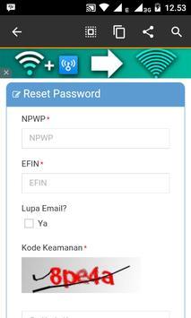 E-Filing DJP Online screenshot 2