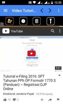 E-Filing DJP Online screenshot 3