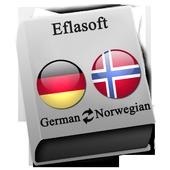 German - Norwegian icon
