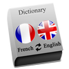 French - English-icoon