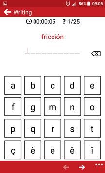 French - Spanish screenshot 5