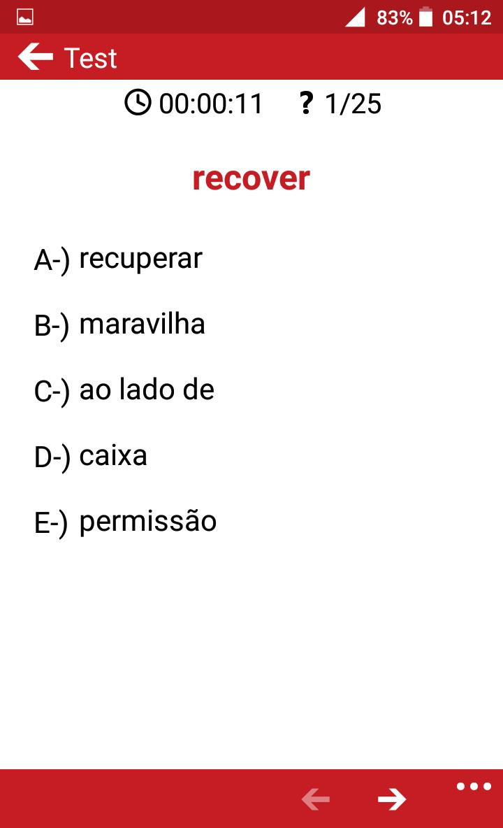 Portuguese - English for Android - APK Download
