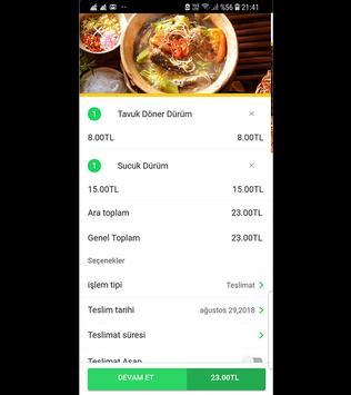 Efsane Akçaabat Köfte Ve Döner - Yemek Siparişi screenshot 3