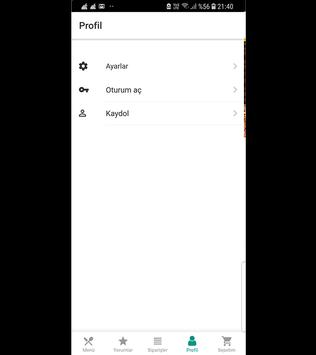 Efsane Akçaabat Köfte Ve Döner - Yemek Siparişi screenshot 7