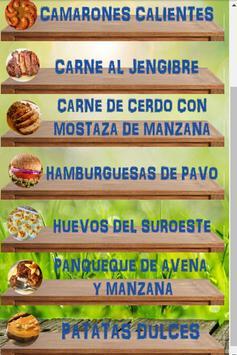 7 Recetas Quema Grasa poster